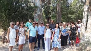 K-Force Project Meeting at Epoka University and Workshop in Gjirokastra and Saranda (Albania), 10-13 September, 2019