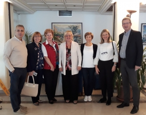 UNS monitoring visits to project partners