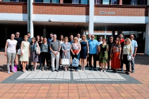 K-FORCE Project Meeting  at the Univeristy of Banja Luka