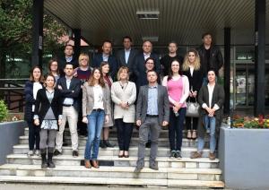 K-FORCE Consortium PM Meeting At The University of Tuzla