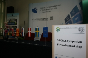 1st International Symposium S-FORCE 2018 and EYP Workshop – Novi Sad, September 28th - 29th